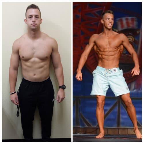 Ben pakulskis mi40x bodybuilding program male health review mi40x results malvernweather Images