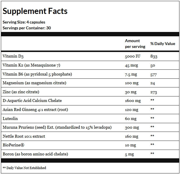 Prime Male Testosterone Booster - Why You Should Get Red -3631