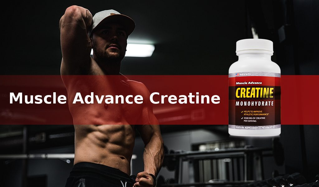 Muscle Advance Creatine 4