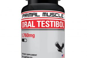 Oral Testibol by Primal Muscle
