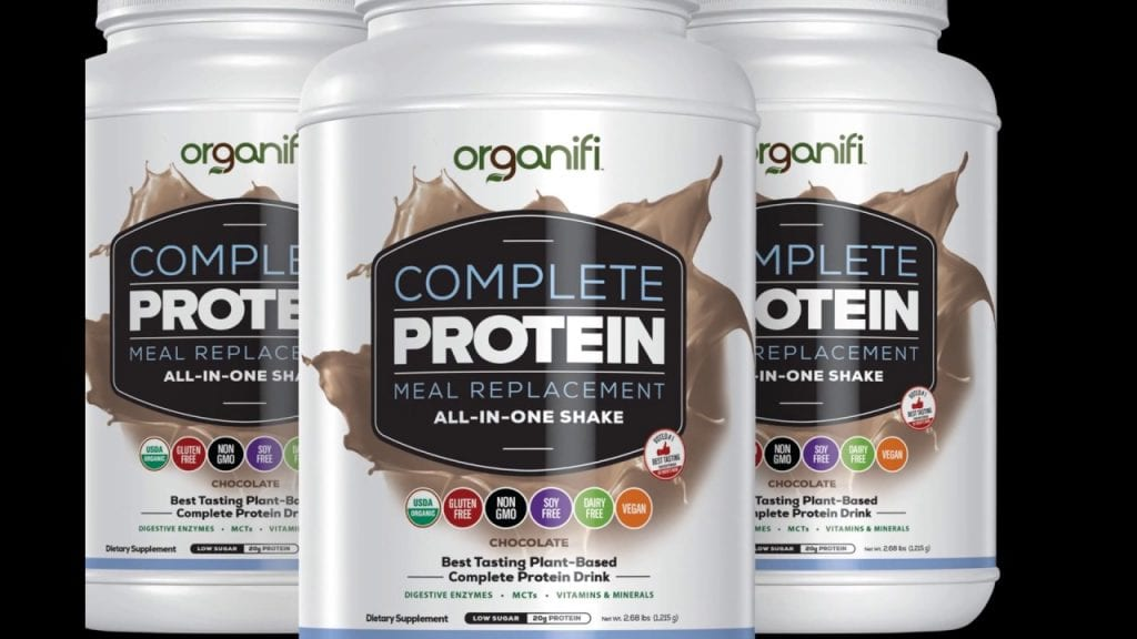 Organifi Protein Review