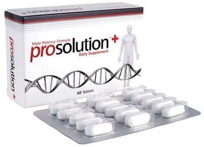 Prosolution+ premature ejaculation pills