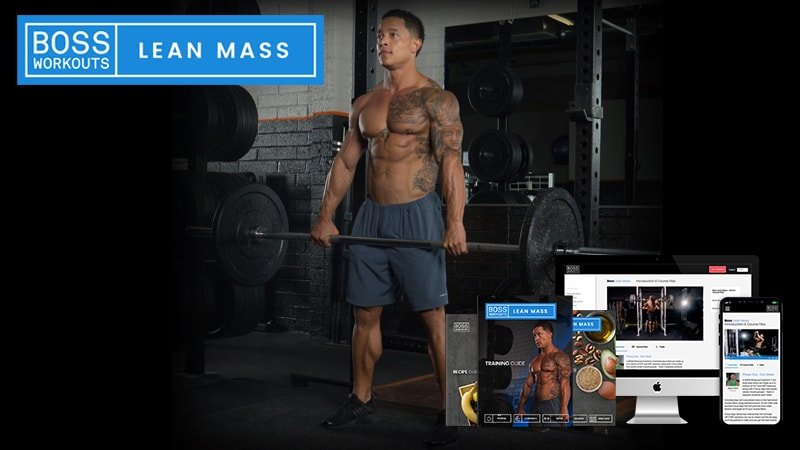 Boss Workouts Lean Mass Program