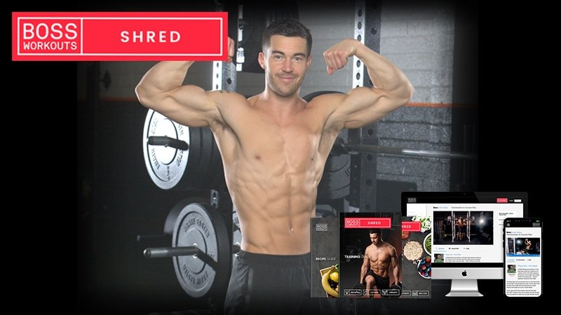 Boss Workouts Shred Program