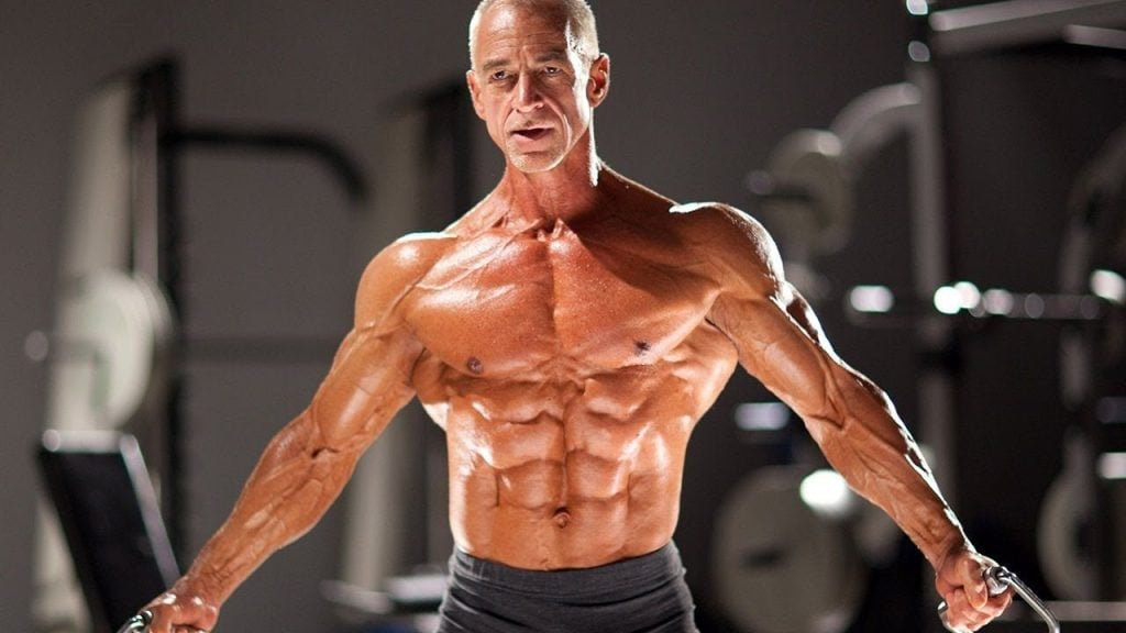 Workout Supplements For Men Over 40