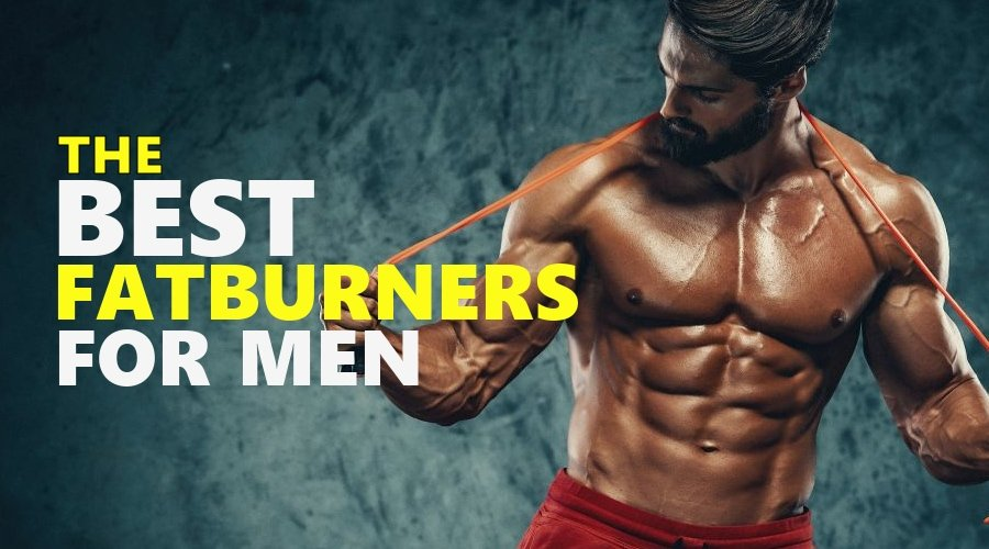 """Physically fit man holding jump rope. """"The Best Weight Loss Supplements For Men"""""""