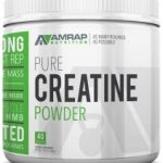 AMRAP Nutrition Creatine Container