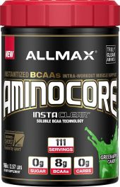 Container of Aminocore BCAA Powder