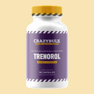 Trenerol bottle