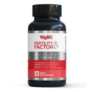Fertility Factor 5 bottle